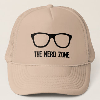 The nerd Zone Trucker Hat