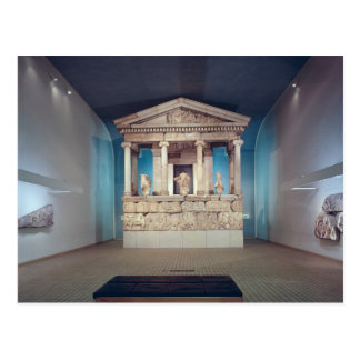 The Nereid Monument, Xanthos, c.390-380 BC Postcard