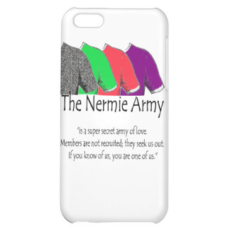 The Nermie Army Cover For iPhone 5C