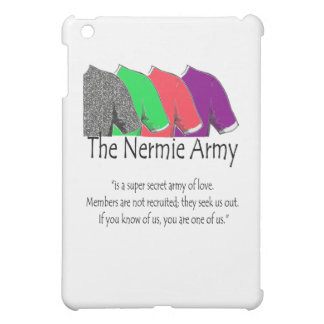 The Nermie Army Cover For The iPad Mini