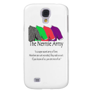 The Nermie Army Samsung Galaxy S4 Case
