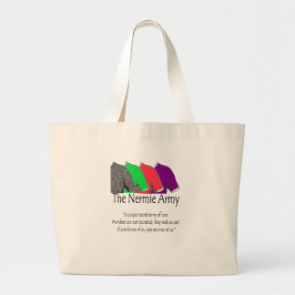 The Nermie Army Tote Bag