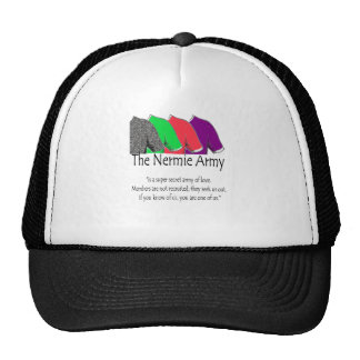 The Nermie Army Trucker Hat
