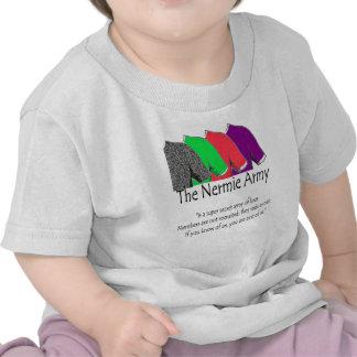 The Nermie Army Tshirt