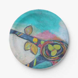 """The Nest 7"""" Paper Plate"""