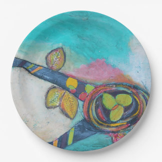 """The Nest 9"""" Paper Plate"""