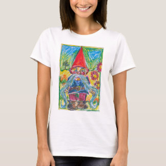 The Nest Builder Gnome T-Shirt