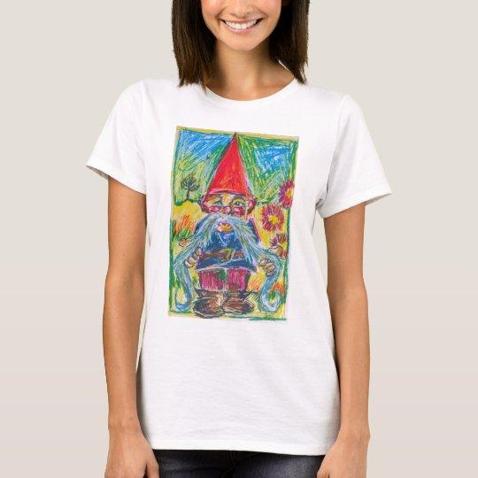 The Nest Builder Gnome T-Shirt
