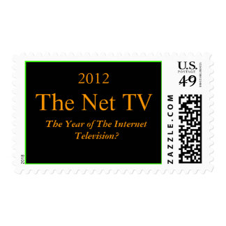The Net TV Stamps