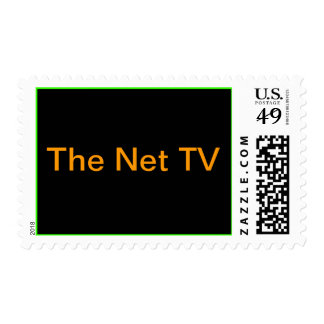 The Net TV, The Year of The Internet Television... Stamps