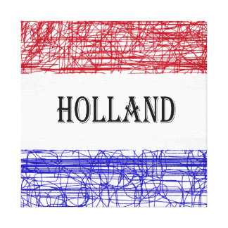 The Netherlands Canvas Print