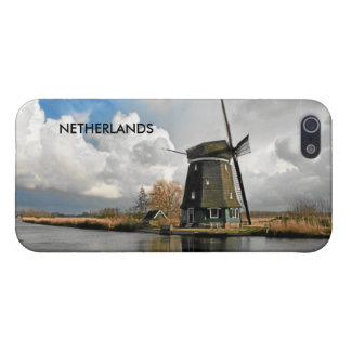 THE NETHERLANDS CASE FOR iPhone SE/5/5s