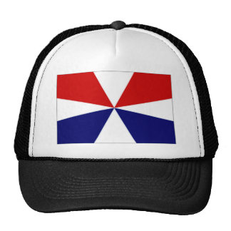 The Netherlands Civil Jack unofficial Flag Trucker Hat
