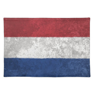 the Netherlands Cloth Placemat
