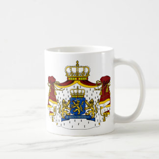 The Netherlands coat of arms Classic White Coffee Mug