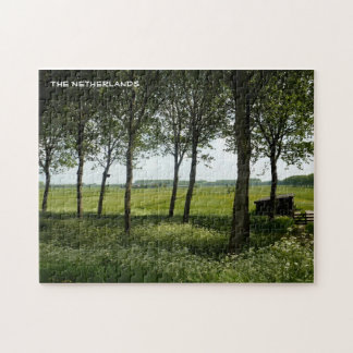 The Netherlands Countryside Jigsaw Puzzle