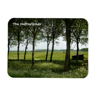 The Netherlands Countryside Magnet