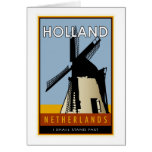 the Netherlands Greeting Card