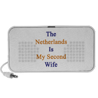 The Netherlands Is My Second Wife Travel Speaker