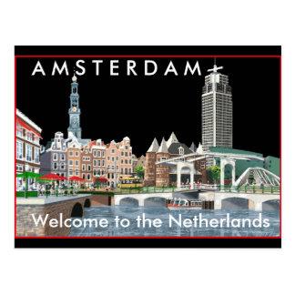 THE NETHERLANDS POSTCARD