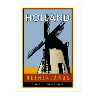 the Netherlands Postcards