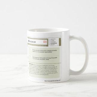 The Networker Archetype Classic White Mug