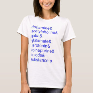The Neurotransmitters T-Shirt