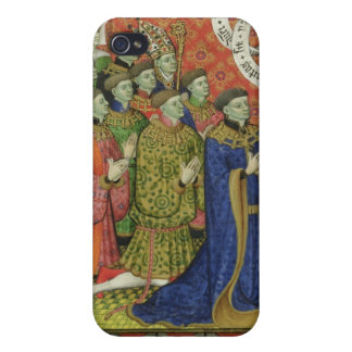 The Neville family at prayer iPhone 4/4S Case