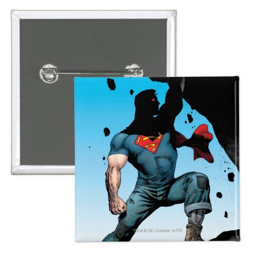 The New 52 - Action Comics #1 2 Inch Square Button