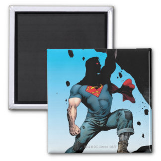 The New 52 - Action Comics #1 2 Inch Square Magnet
