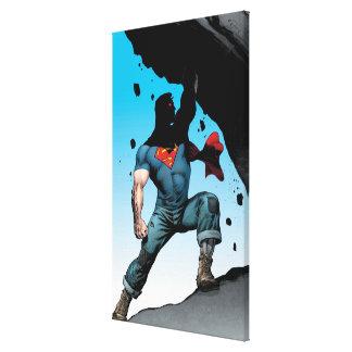 The New 52 - Action Comics #1 Canvas Print