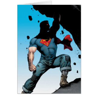 The New 52 - Action Comics #1 Card