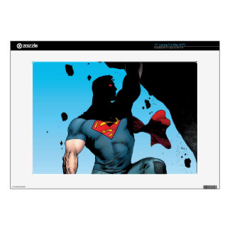 """The New 52 - Action Comics #1 Decal For 15"""" Laptop"""