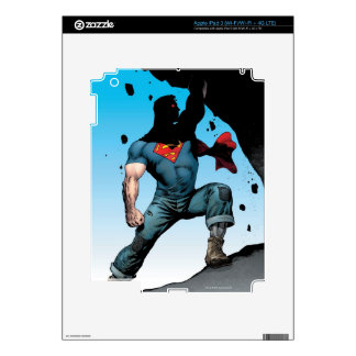 The New 52 - Action Comics #1 iPad 3 Decal