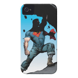 The New 52 - Action Comics #1 iPhone 4 Case
