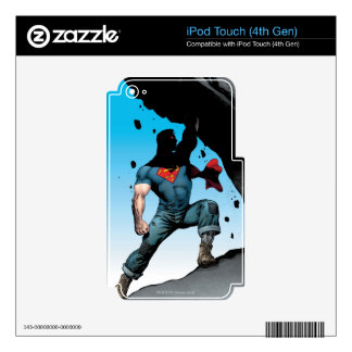 The New 52 - Action Comics #1 iPod Touch 4G Skin