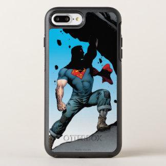 The New 52 - Action Comics #1 OtterBox Symmetry iPhone 8 Plus/7 Plus Case