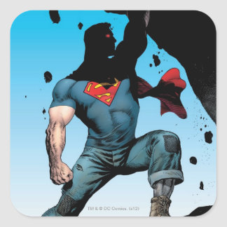 The New 52 - Action Comics #1 Square Sticker