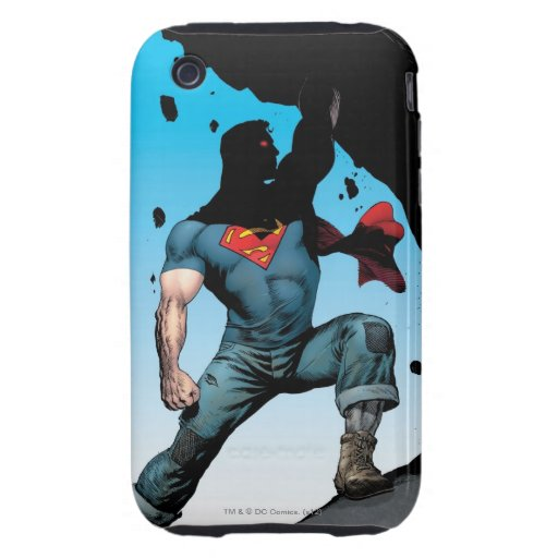 The New 52 - Action Comics #1 Tough iPhone 3 Cover