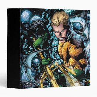 The New 52 - Aquaman #1 3 Ring Binder
