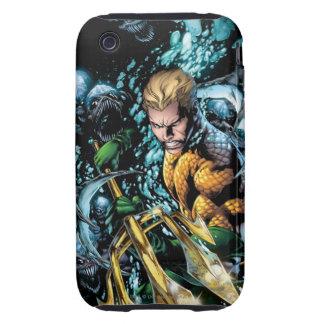 The New 52 - Aquaman #1 iPhone 3 Tough Cover