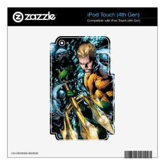 The New 52 - Aquaman #1 iPod Touch 4G Skin
