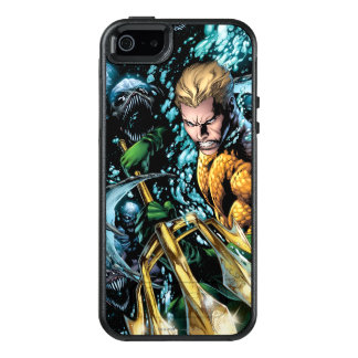 The New 52 - Aquaman #1 OtterBox iPhone 5/5s/SE Case