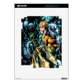 The New 52 - Aquaman #1 Skins For The iPad 2