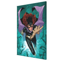 The New 52 - Batgirl #1 Canvas Print