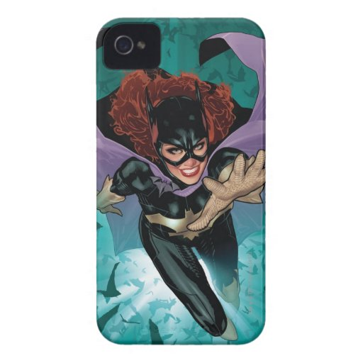 The New 52 - Batgirl #1 iPhone 4 Case-Mate Cases