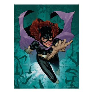 The New 52 - Batgirl #1 Poster