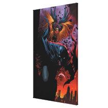 The New 52 - Batman and Robin #1 Canvas Print