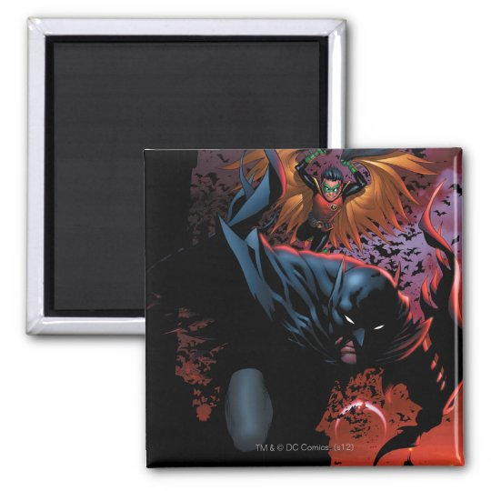 The New 52 - Batman and Robin #1 Magnet