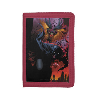 The New 52 - Batman and Robin #1 Trifold Wallets